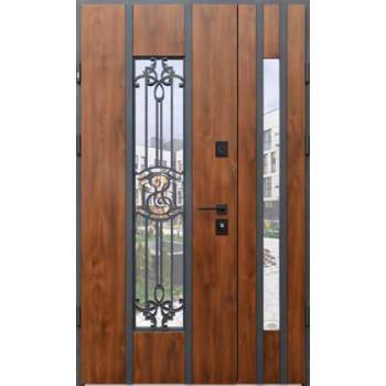 Двери STRAJ PROOF Полуторные двери Nominal Rio