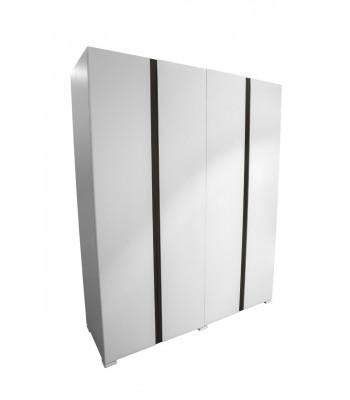 Шкаф для одежди,4-х дверная Avangard
