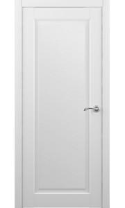 Межкомнатные двери Albero Эрмитаж-7 глухое Vinil белый