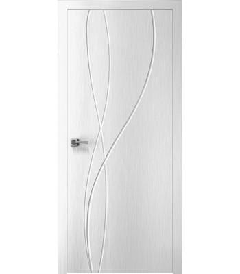 Двери Новый Стиль Миди Х-хром