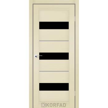 Межкомнатные двери KORFAD Porto Deluxe PD-12 SYPER PET магнолия
