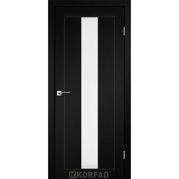 Межкомнатные двери KORFAD Porto PR-10 SYPER PET ЧЕРНЫЙ