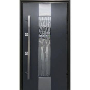 Двери Термопласт TERMOSTEEL 21-11