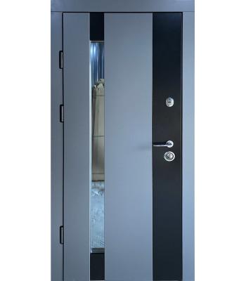 Двери входные REDFORT ЭЛИТ композит Марсель СТЕКЛОПАКЕТ Улица с терморазрывом