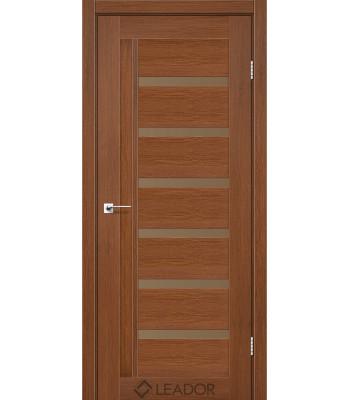 Двери Leador AMELIA браун