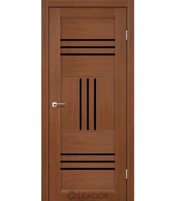 Двери Leador GELLA браун