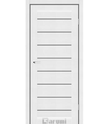 Двери Darumi LEONA белый текстурный