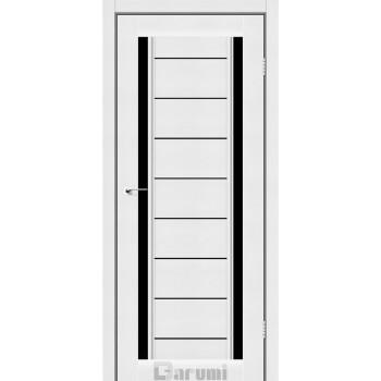 Двери Darumi MADRID белый текстурный