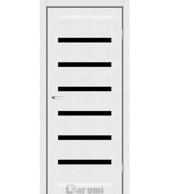 Двери Darumi VELA белый текстурный