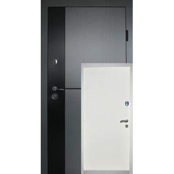 Двери входные REDFORT ЭЛИТ композит Марсель Улица с терморазрывом