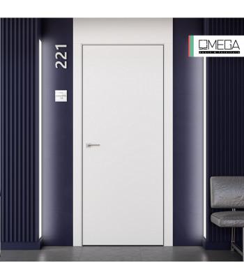 Двери межкомнатные Омега Панель наличник №1