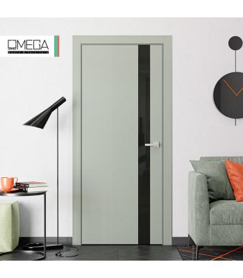 Двери межкомнатные Омега ART Vision А3 120 мм выкраска RAL