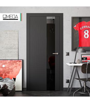 Двери межкомнатные Омега ART Vision А3 выкраска RAL
