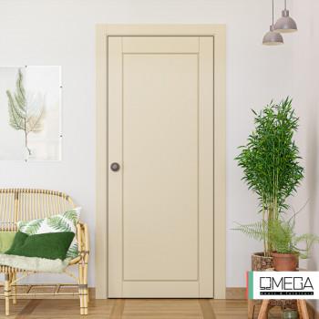 Двери межкомнатные Омега Amore Classic Флоренция ПГ ral 1015