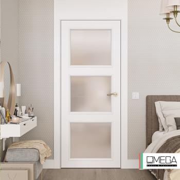 Двери межкомнатные Омега Amore Classic Рим-Венециано ПОО RALL