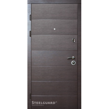 Двери Steelguard Bella белые внутри