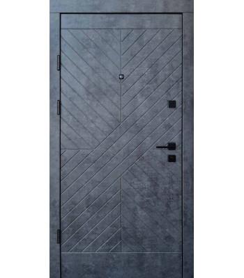 Двери Qdoors Премиум Некст мрамор/бетон беж