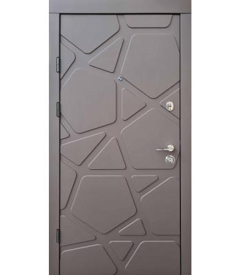 Двери Qdoors Премиум Делюкс карамель/ белое дерево