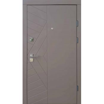 Двери Qdoors Ультра Корса софт - белая эмаль