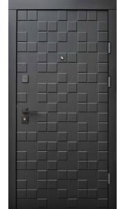 Двери Qdoors УЛЬТРА Онтарио черный софт