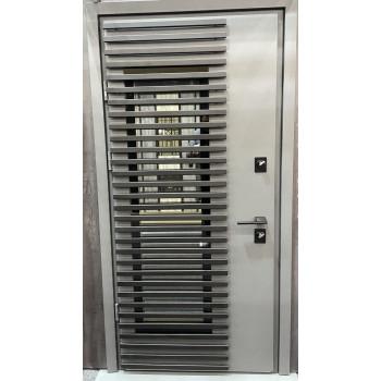 Двери STRAJ PROOF FORZA Терморазрыв на полотне и коробке