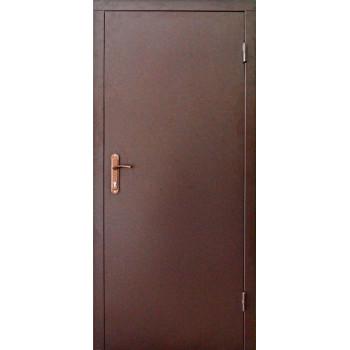Двери входные REDFORT эконом металл/металл RAL 8017