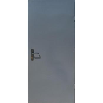 Двери входные REDFORT эконом металл/металл RAL 7024