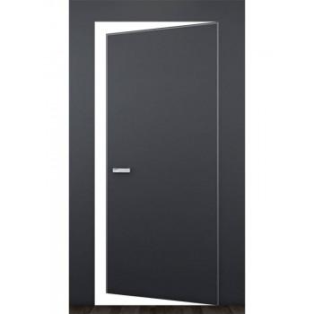 -INVISIO IN-02 Каркасно-щитовые двери скрытого монтажа под покраску ВНУТРЕННЕГО ОТКРЫВАНИЯ