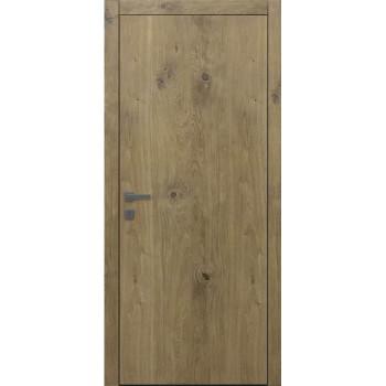 Дверь Fusion F 1 дуб