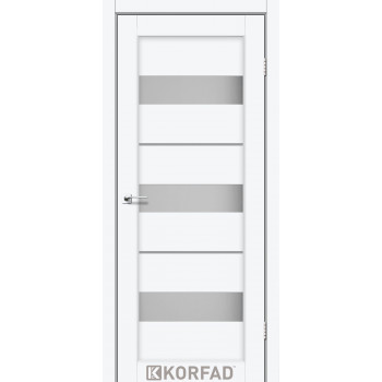 Межкомнатные двери KORFAD Porto Deluxe PD-12 белый перламутр