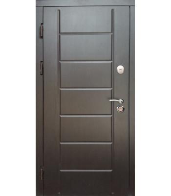 Двери входные REDFORT Комфорт Канзас (три контура), УЛИЦА