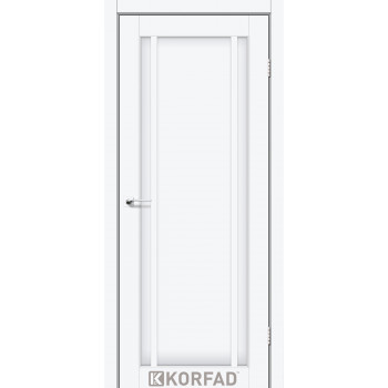 Межкомнатные двери KORFAD ORISTANO OR-01 белый перламутр