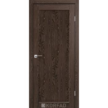 Межкомнатные двери KORFAD PORTO DELUXE PD-03 дуб марсала