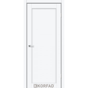 Межкомнатные двери KORFAD PORTO DELUXE PD-03 белый перламутр
