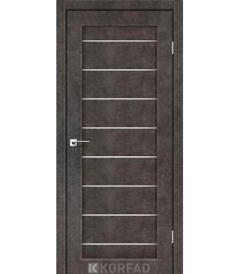 Межкомнатные двери KORFAD PIANO DELUXE PND-01 лофт бетон