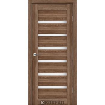 Межкомнатные двери KORFAD Porto PR-01 дуб грей