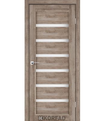 Межкомнатные двери KORFAD Porto PR-01 эш вайт