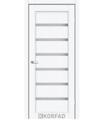 Межкомнатные двери KORFAD Porto PR-01 ясень белый