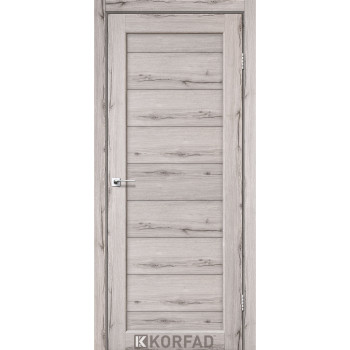 Межкомнатные двери KORFAD Porto PR-05 дуб  дуб нордик