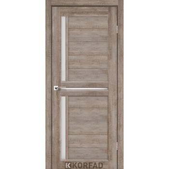 Межкомнатные двери KORFAD SCALEA SC-04 эш вайт сатин