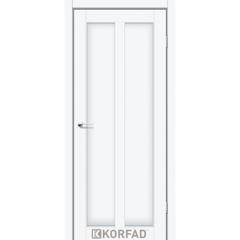 Межкомнатные двери KORFAD TORINO TR -01 белый перламутр