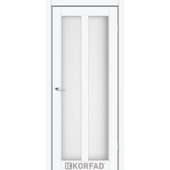 Межкомнатные двери KORFAD TORINO TR -02 белый перламутр