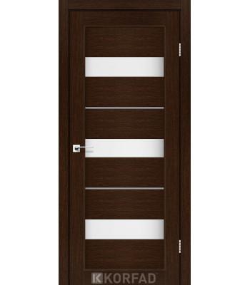 Межкомнатные двери KORFAD Porto Deluxe PD-12 венге