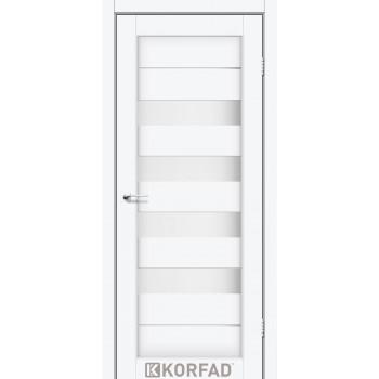 Межкомнатные двери KORFAD PIANO DELUXE PND-03 ясень белый