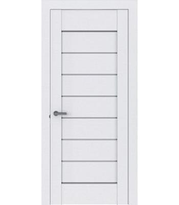 Межкомнатная дверь Терминус Элит плюс модель 112 белый мат