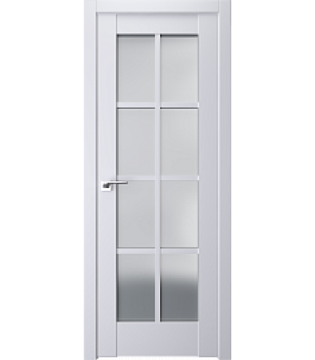 "Межкомнатные двери Терминус  ""NEO-CLASSICO"" 601 белый мат"