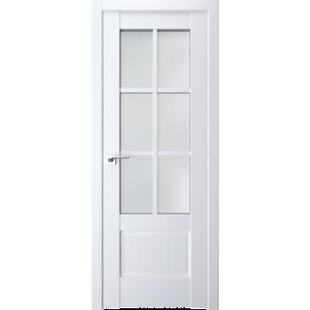 "Межкомнатные двери Терминус  ""NEO-CLASSICO"" 602 белый мат"