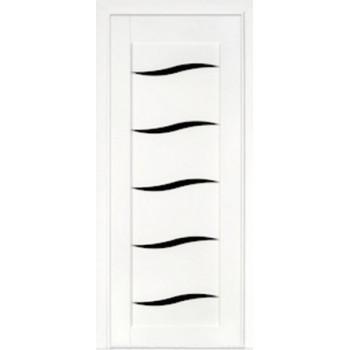 Межкомнатные двери Терминус Modern 202 ясень белый