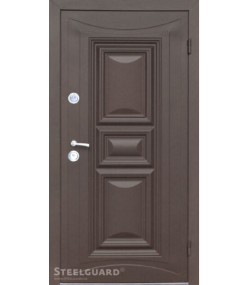 "Двери  ""Steelguard"" серия NORD+ TERMOSKIN LIGHT УЛИЦА"