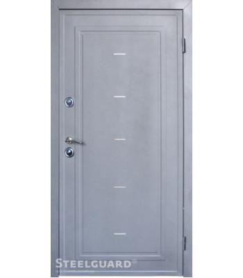 "Двери  ""Steelguard""  Antifrost 10 – противостоят морозам до -10 градусов!"